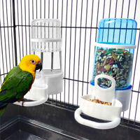 Bird Feeder-Water-Drinker-Seed-Clipper-Fountain-Cage-Budgie-Finchs-Cockatiel