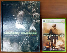 Xbox 360 Game - Call of Duty Modern Warfare 2 c/w Collector's Ed. Official Guide