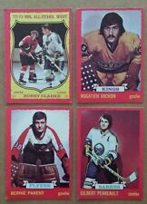 1973-74 OPC O-Pee-Chee complete your set u pick $0.50 and up Vg to Nr mint