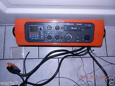 VIESSMANN Trimatik 7410 166-H Heizungsregler mit Schaltuhr+Fühler,geprüf100%