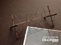 Plus Model Filo Spinato Moderno Tipo II Barbed Filo Diorama 1:3 5 Art. 269