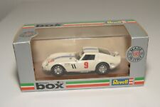 V 1:43 MODEL BOX 8433 FERRARI 250 GTO LAGUNA SECA 1963 CREAM MINT BOXED