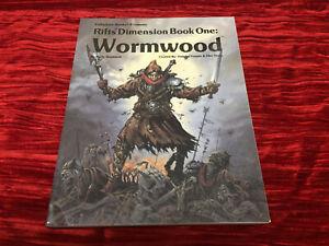 RIFTS Dimension Book 1 Wormwood Palladium Games
