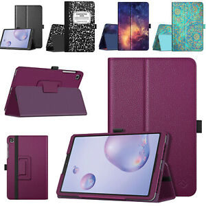 For Samsung Galaxy Tab A 8.4'' 2020 SM-T307 Folio Case Slim Fit Stand Cover