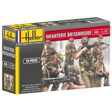 Heller 1/72 Infanterie Anglaise (British Infantry) # 49604