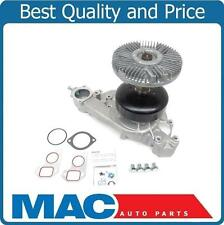 Fits For 99-06 Chevrolet Silverado 1500 100% New Tested Water Pump & Fan Clutch