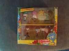 Jimmy Neutron Mini Figure Set