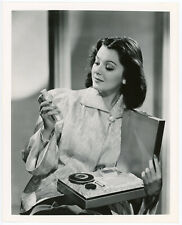 Glamorous Movie Star Ann Rutherford for Max Factor Cosmetics Archive Photograph