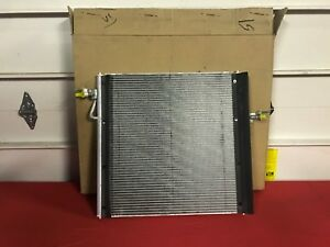 NOS FORD 2002-05 EXPLORER SPORT / SPROT TRAC A/C CONDENSER 4L2Z-19712-AA YJ-466