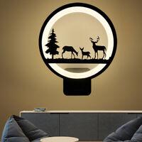 Led Wall Lamp Modern 220V  Sconce Light  Indoor Bedroom Living Room Porch Light