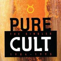 THE CULT - PURE CULT  2 VINYL LP NEW!