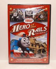Thomas  Friends: Hero of the Rails - The Movie (DVD, 2010, Canadian French)