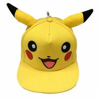 Pokemon Pikachu Baseball Cap Snapbacks Adjustable Sun Visor Flat Hat