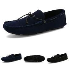 38-45 Men Driving Moccasins Shoe Pumps Slip on Loafers Soft Comfy Flats Casual D
