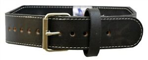 Titan Texas Training  2x4 Powerlifting Belt - IPF Legal