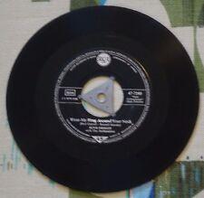 Elvis Presley 45 Wear My Ring Around Your Neck 1958 German Pressing VG+