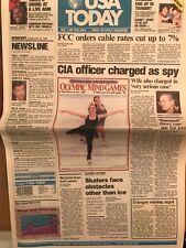 Mobs, Gangsters & Criminals Collectibles Learned Tonya Harding Nancy Kerrigan Set Of Nine 1 Inch Fridge Magnets True Crime