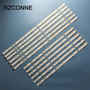 12pcs LED strip V5DF-550DCA-R2 V5DF-550DCB-R2 for Samsung UE55J6300 UN55J6500
