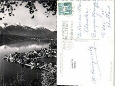 503983,Millstatt am See Totale m. Kreuzeckgruppe Bergkulisse