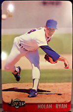 1996 NOLAN RYAN TEXAS RANGERS CLASSIC ASSETS UNUSED PHONE CARD 00008