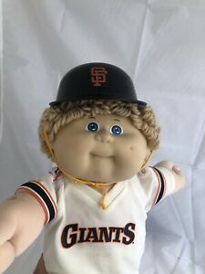 Cabbage Patch Kids All Stars 1986 San Francisco Giants Edition Vintage