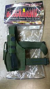 *NEW* Blackhawk Omega VI Holster Left Hand Leg Holster AIRSOFT SIG/GLOCK