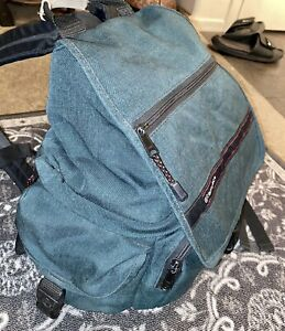 Vintage Rare Tamrac Professional Photo Backpack With Lens Case