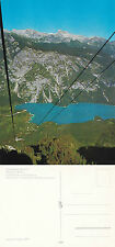 1980's LAKE BOHINJSKO TRIGLAV NATIONAL PARK SLOVENIA UNUSED COLOUR POSTCARD