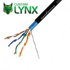 Van Damme TourCat Flexible F/UTP Cat5e Cable. Data Ethercon Link Bulk PER METRE