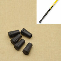 5 Pcs Replacement Rubber Paw Feet Tips for Walking Trekking Poles Hiking Stick