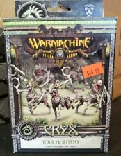 Warmachine Cryx Soulhunters Light Cavalry Unit NEW