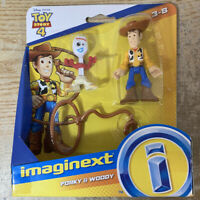 Fisher-Price Imaginext Toy Story Forky & Woody Figures Mattel 2018