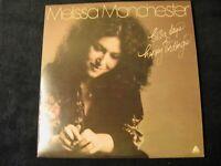 Melissa Manchester Better Days & Happy Endings LP Arista AL-4067 1976 VG++