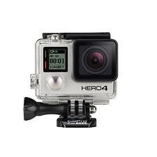 GoPro HERO4 Black Edition Action Camera Camcorder - Certified Refurbished