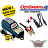 OPTIMATE 4 DUAL CAN BUS MOTORRAD BATTERIE LADEGERÄT BMW R1200GS R1200R RT + DIN