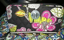 Vera Bradley Moon Blooms Turn Lock Wallet *Pretty*