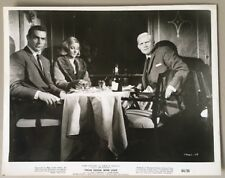 FROM RUSSIA WITH LOVE 3 8x10 stills '64 James Bond