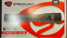 Streamlight Stinger DS HL Flashlight LED (Brand New in the box)