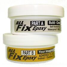 ALL-FIX EPOXY Putty Sealant - Marine Pool CRACK REPAIR Aqua Boat Spa Pond Tank