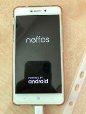 Neffos X1 Smartphone, Dual Sim, Memoria Interna da 32 GB, Grigio