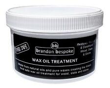 Brandon Bespoke Slate Wax Oil Treatment - Ideal for Slate and Stone - Food Safe