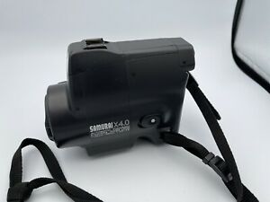 Yashica Samurai X4.0 35mm Half Frame Film Camera with Bag & Cap Japan Kyocera.A5