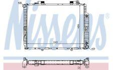 NISSENS Radiador, refrigeración del motor MERCEDES-BENZ CLASE E 62665A