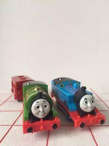 Thomas Tank Engine Train Set bundle Gullane Trackmaster Thomas Percy