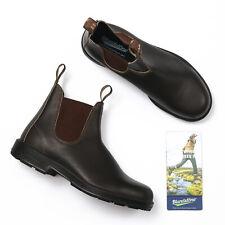 Blundstone 500 Stout Brown Chelsea Boots - Size 9.5 AU (10.5 US)