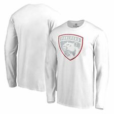 Florida Panthers Fanatics Branded White Out Long Sleeve T-Shirt - White