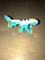 """LITTLE TIKES NUMBER BUSTER ACTION FIGURE #6 Monster 2"""" TALL TM & LT MGA (5)!"""