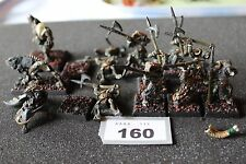 Games Workshop Warhammer Beastmen Beastman Metal Figures Army Chaos Metal JobLot