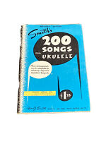 Smith's 200 songs for Ukulele 1961 (VINTAGE SONGBOOK)