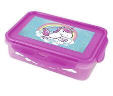 Einhorn Brotdose - Lunch Box - Kinder Schulbrot, Mädchen - Geschenk Einschulung